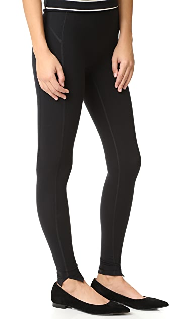 SPANX Every Wear Hem Slit Leggings