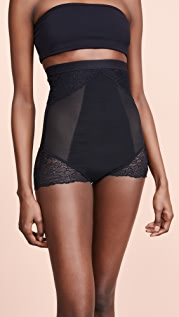 SPANX Lace Collection 高腰短内裤
