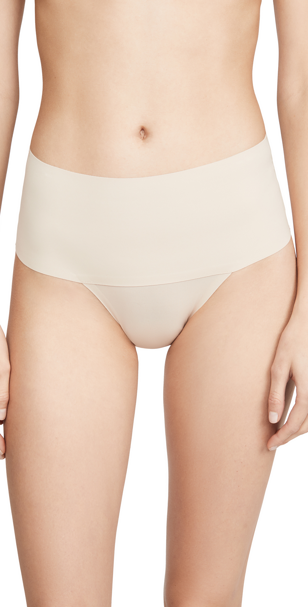 spanx undie -tectable thong