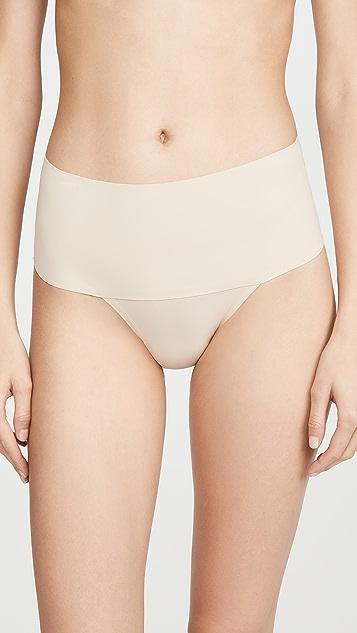 SPANX Undie -Tectable 丁字裤