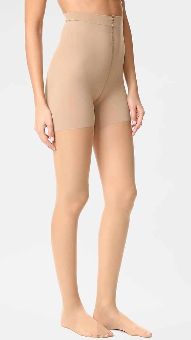 Very Black SPANX Luxe Leg 20 Denier High-Waisted Sheers