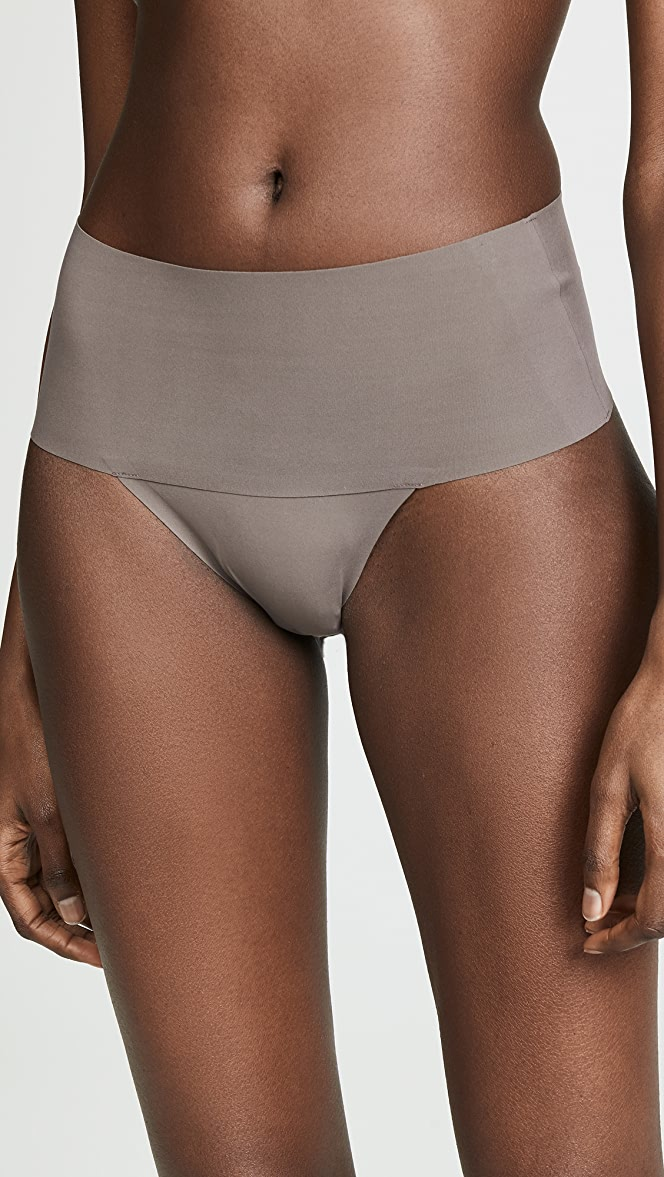 Spanx Undie-tectable Thong Panty