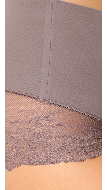 SPANX Undie-Tectable Lace Hi Hipster