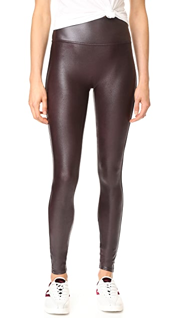 plain spanx leather leggings outfits 12