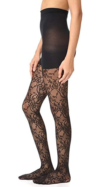 SPANX Lovely Lace Tights