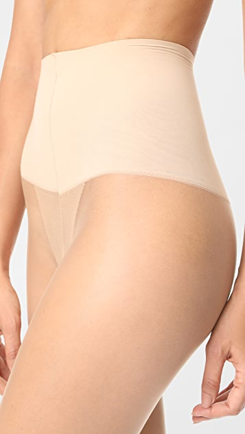 SPANX Tummy Shaping Sheer Tights