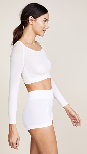 SPANX Arm Solid Shapewear Pullover