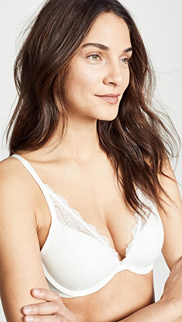 Undie Tectable Push Up Plunge Bra by Spanx