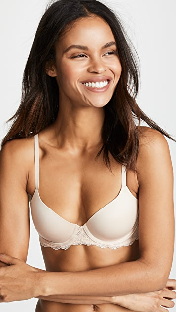 SPANX Undie-Tectable Lightly Lined Demi Bra