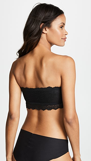 SPANX Undie-Tectable Lightly Lined Better Bandeau