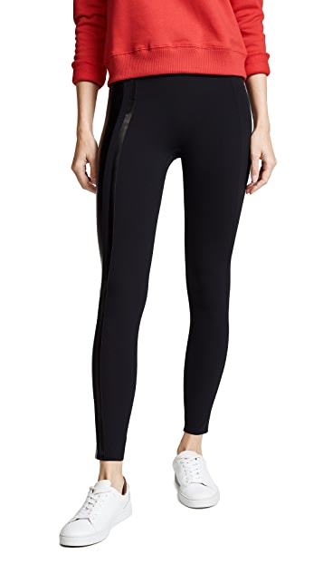 SPANX Gloss Side Stripe Leggings
