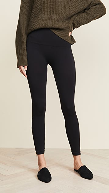 4542ac99cc0ea0 SPANX Look At Me Now Side Zip Leggings | SHOPBOP
