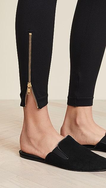SPANX Look At Me Now Side Zip Leggings