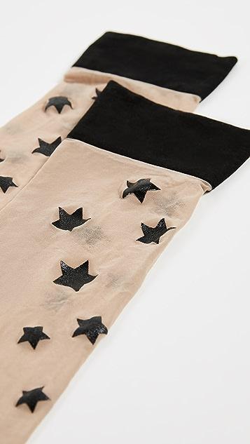 SPANX Starry Night Sheer Socks