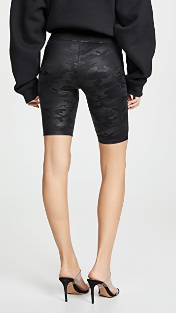 SPANX Bike Shorts
