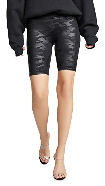 SPANX 摩托车短裤