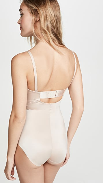 SPANX Suit Your Fancy Strapless Bodysuit