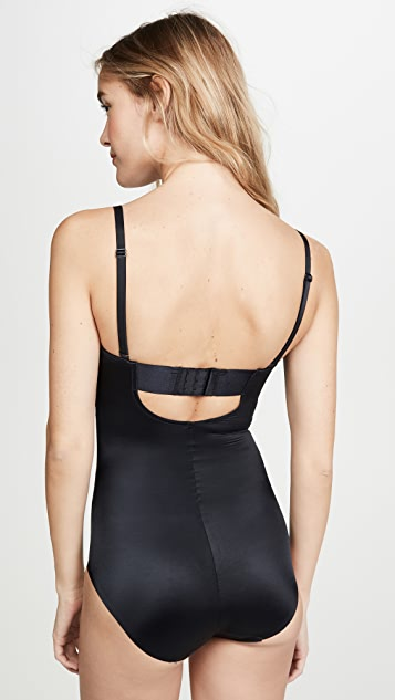 SPANX Костюмное боди без бретелек Suit Your Fancy