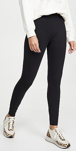 SPANX - 双罗纹常规版型贴腿裤