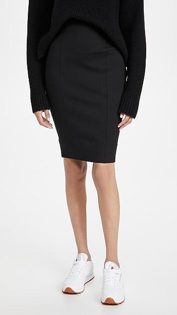 SPANX The Perfect Black 铅笔半身裙