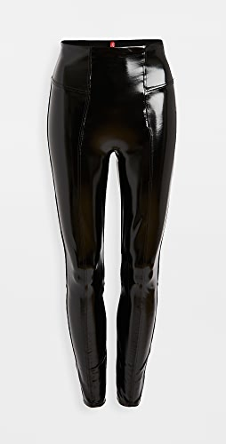 SPANX - Faux Patent Leather Leggings