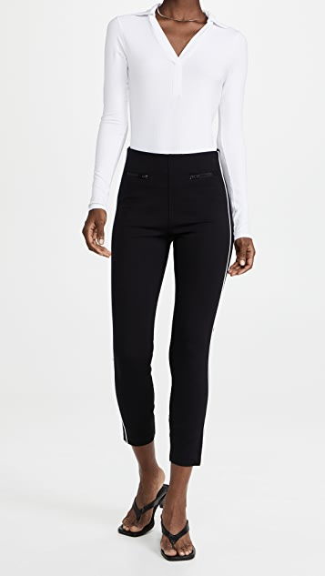 SPANX The Perfect Pant, Ankle Piped Skinny