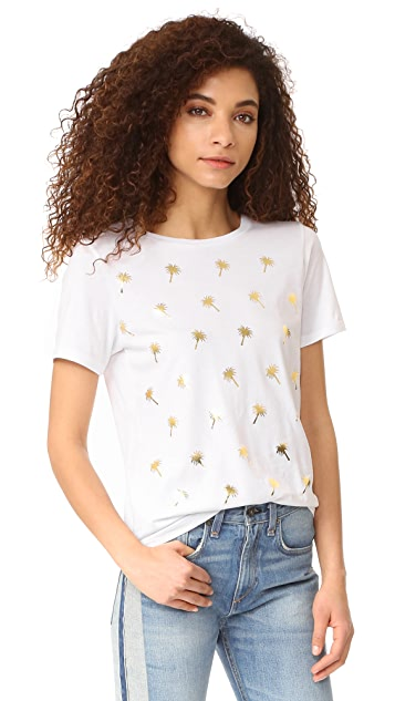 South Parade Palm Trees Tee