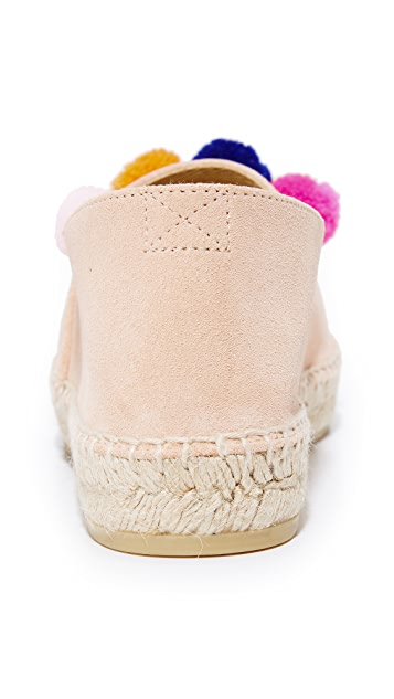 South Parade Pom Pom Espadrilles