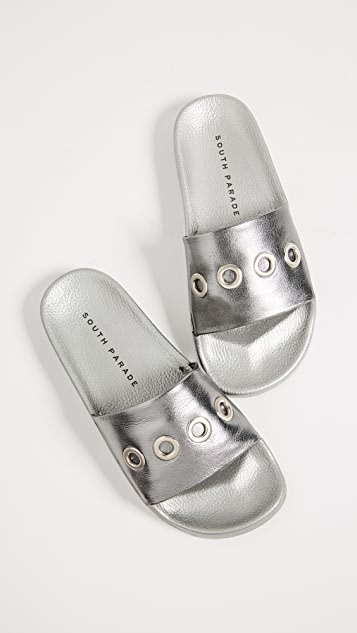 South Parade Eyelet Slides