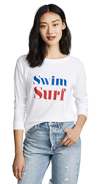 South Parade Swim Surf Tee