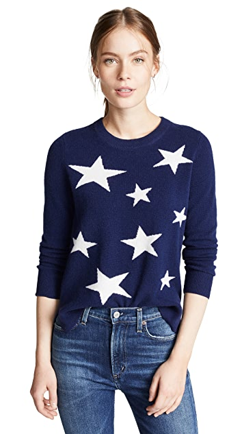 South Parade Stars Cashmere Sweater