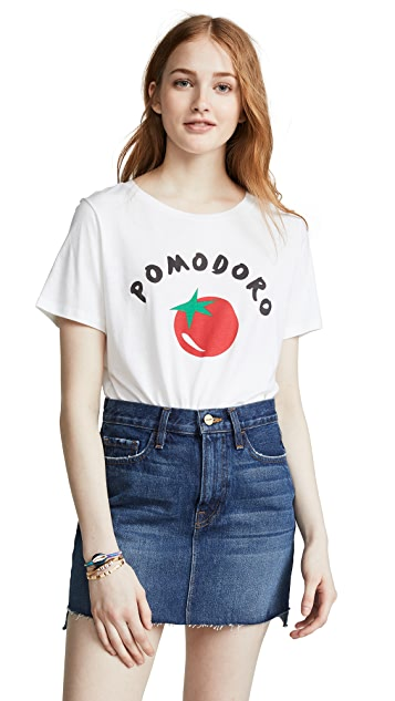South Parade Pomodoro Tee