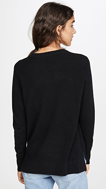 South Parade Ciao Bella Cashmere Sweater