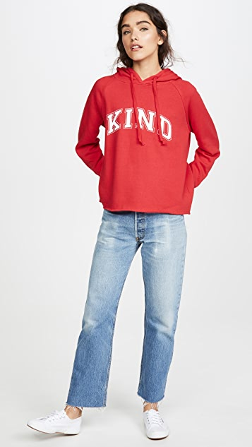 South Parade Kind Hooded Sweatshirt