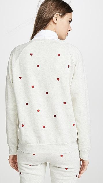 South Parade Rocky Mini Heart Sweatshirt
