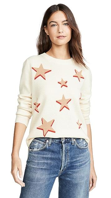South Parade Stars 开司米羊绒毛衣