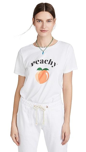 South Parade Футболка Peachy