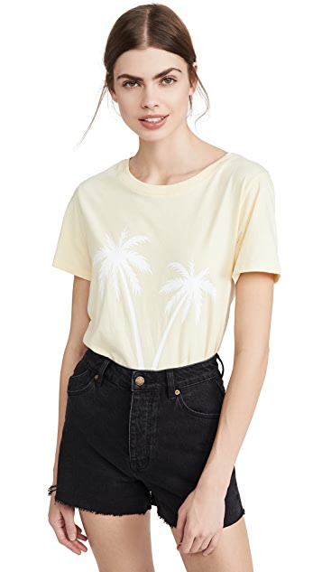 South Parade Palms Tee