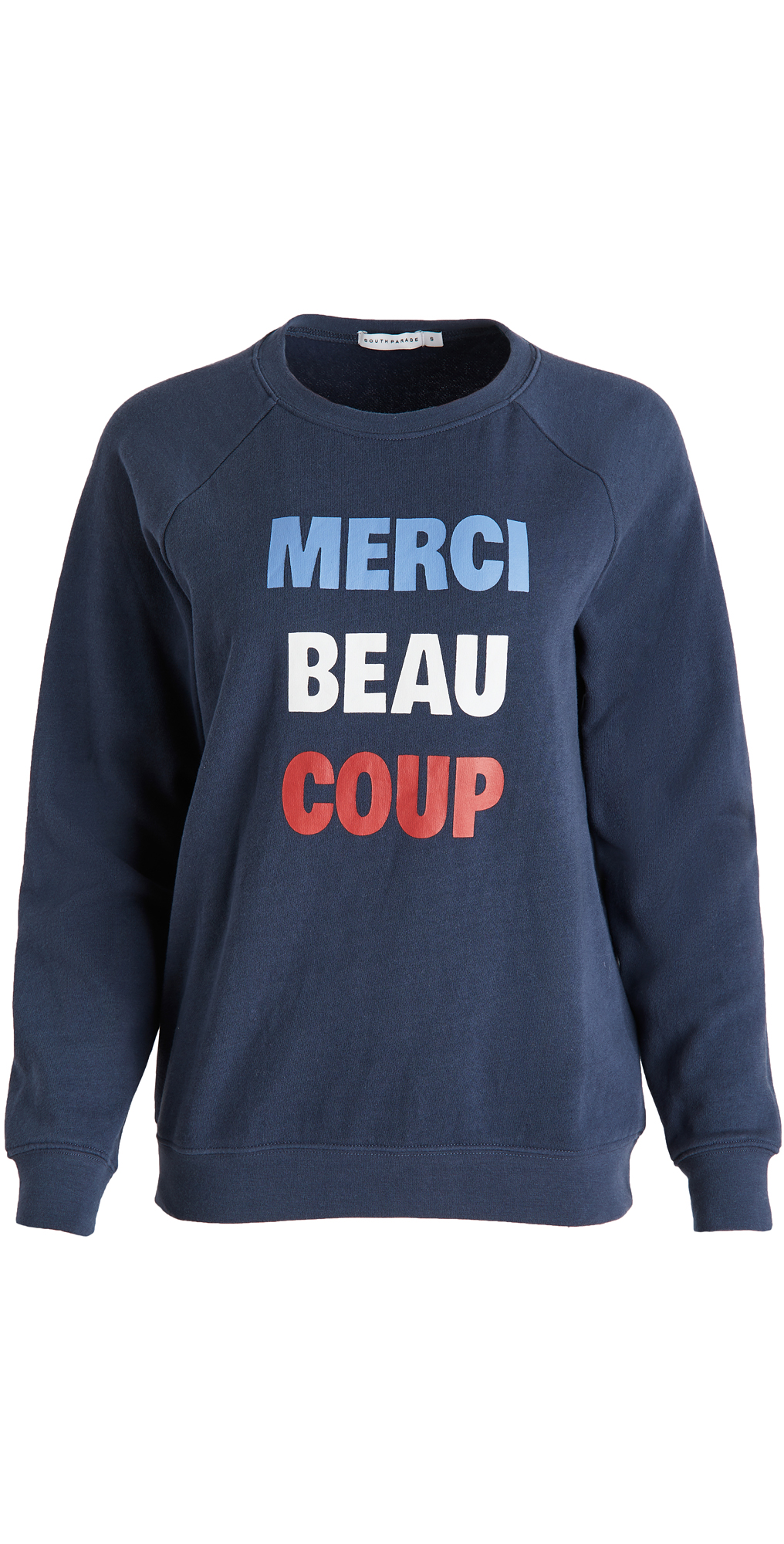 South Parade Merci Beaucoup Rocky Sweatshirt