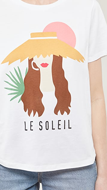 South Parade Le Soleil Tee