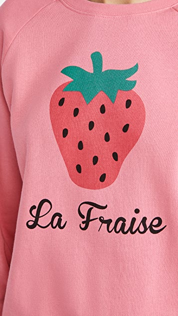 South Parade La Fraise 运动衫