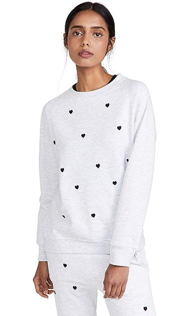 South Parade Rocky Mini Hearts Sweatshirt