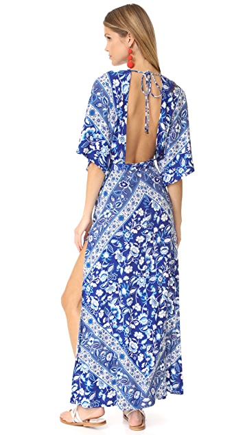 Spell and the Gypsy Collective Lolita Cutout Maxi Dress
