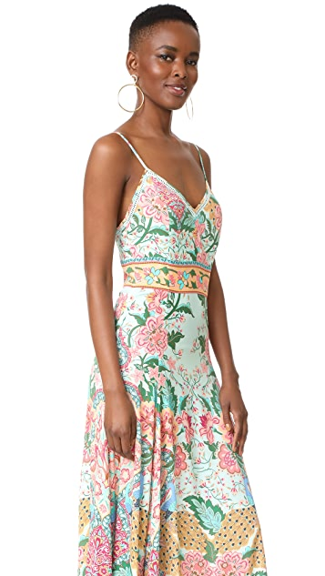 Spell and the Gypsy Collective Lotus Strappy Dress