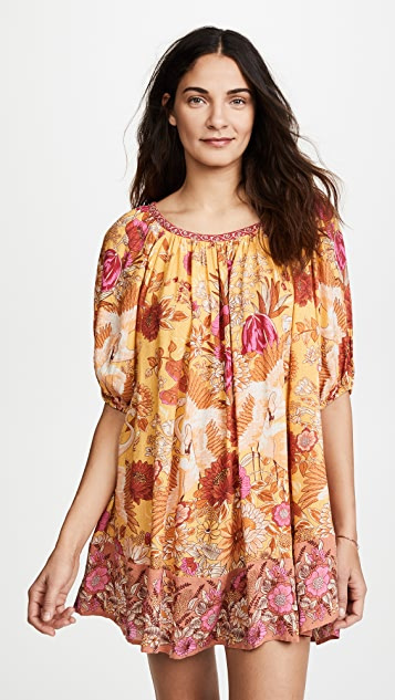 Spell and the Gypsy Collective Siren Song Smock Dress