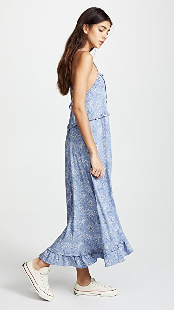 Spell and the Gypsy Collective Celestial Midi Dress