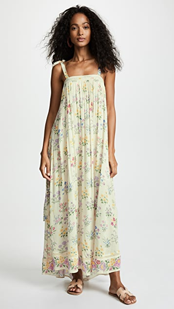 Spell and the Gypsy Collective Posy Maxi Sundress
