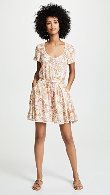 Spell and the Gypsy Collective Jungle Mini Dress