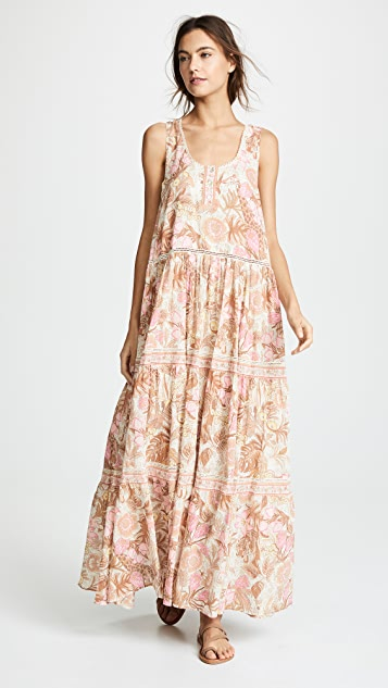 Spell and the Gypsy Collective Jungle Maxi Sundress