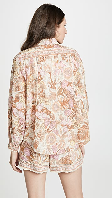 Spell and the Gypsy Collective Jungle Blouse